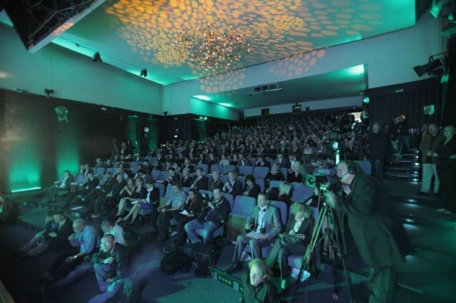 II Polsko-Niemieckie Dni Mediów, gala wręczenia Polsko-Niemieckiej Nagrody Dziennikarskiej