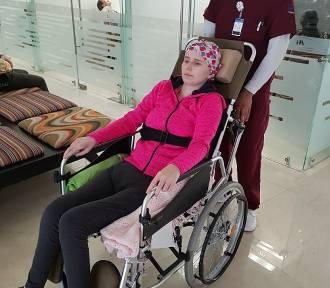 Justyna jest już w Meksyku i przeszła pierwszą chemioterapię. Ale ciągle potrzebuje pomocy