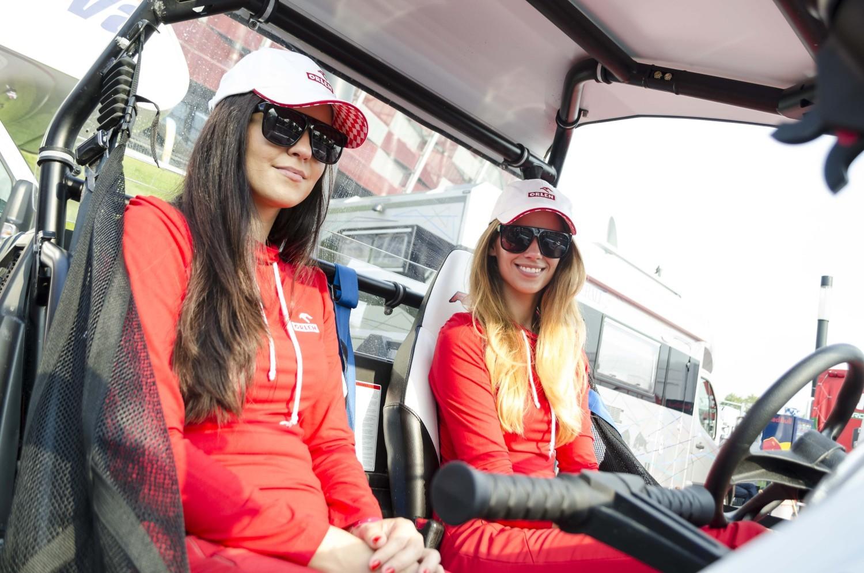 Hostessy na Verva Street Racing