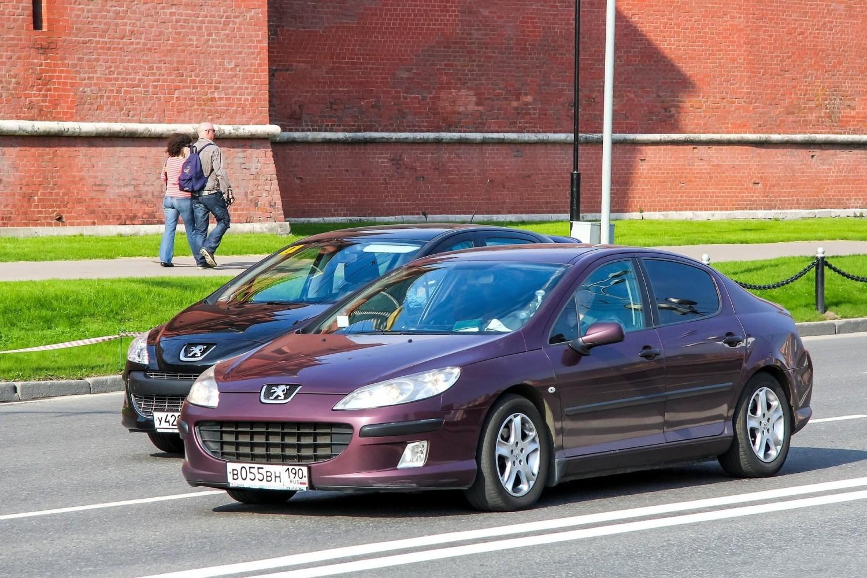 #13 Peugeot 407