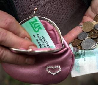 30 groszy to najniższa emerytura w regionie. Najwyższa wynosi aż 13 tysięcy złotych!