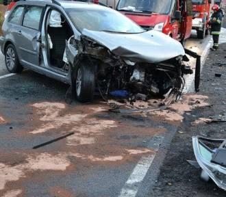 """W ostatnich dniach na drogach powiatu kartuskiego - wypadki, m.in. dziś na """"krajówce"""""""