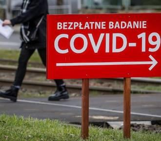 Koronawirus. 1002 nowe przypadki w woj. śląskim. Gdzie dokładnie?