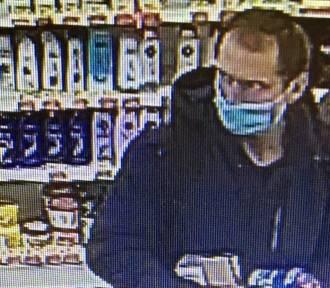 Kradzież perfum w Żorach. Policja szuka tego mężczyzny. Rozpoznajesz go?