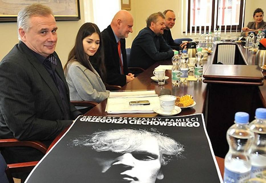 Nagroda im. Grzegorza Ciechowskiego 2013