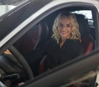Toyota Czajka wspiera Justynę Święty-Ersetic