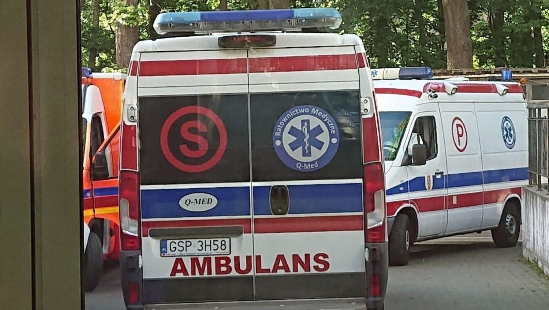Pobrano 140 wymazów od pacjentów, personelu z oddziału i osób, które mogły mieć kontakt z zakażonymi