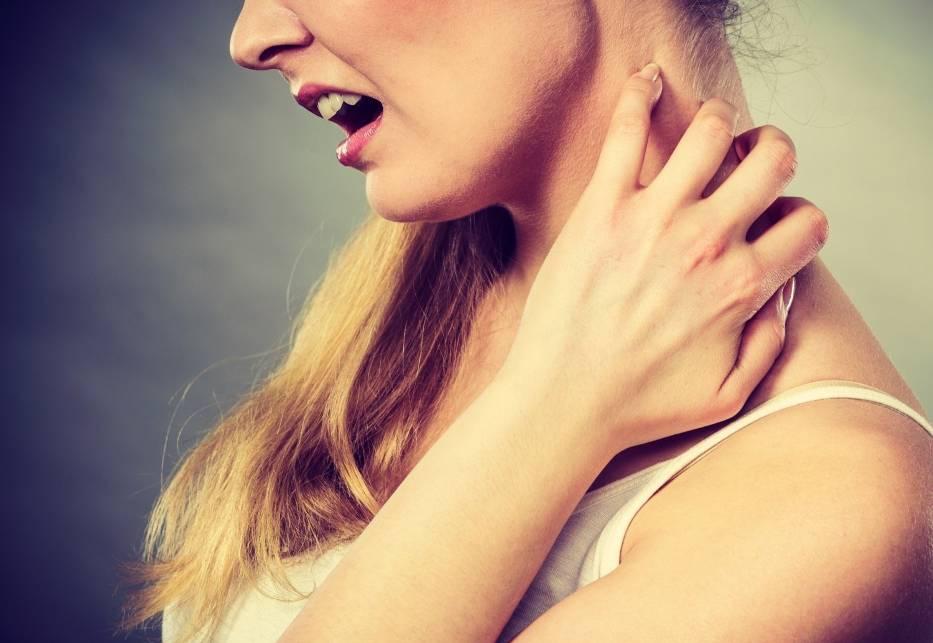 Swędzenie skóry i wysypka