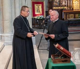 Dziekani Archidiecezji Łódzkiej odebrali nominacje od arcybiskupa Grzegorza Rysia