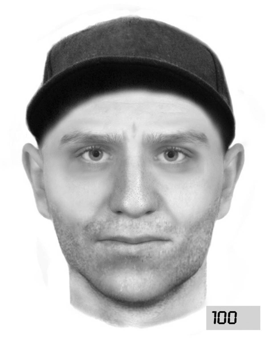 Ten mężczyzna jest poszukiwany w sprawie pobicia młodej kobiety oraz kradzieży plecaka wraz z dokumentami oraz telefonem komórkowym