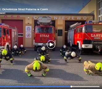 #gaszynchallenge w wykonaniu strażaków z powiatu gnieźnieńskiego [FOTO, FILM]