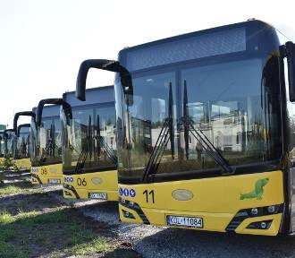Ciche i ekologiczne. Nowe autobusy w Olkuszu [ZDJĘCIA]