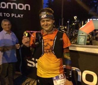 Kamil Dziubecki przebiegł 240 km!