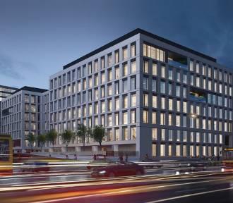 Zobacz, jak będzie wyglądał biurowiec React w centrum Łodzi