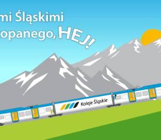 Na majówkę pociągiem do Zakopanego