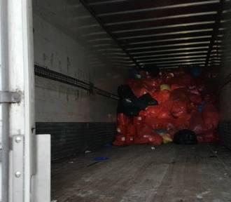 Transport odpadów klinicznych z Opola zatrzymany [ZDJĘCIA]