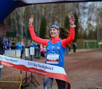 Żorzanka Anna Janko z grupy HRmax z dobrą passą. Wygrane dwa ważne biegi!