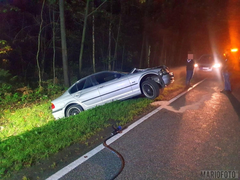 Wypadek w Jełowej