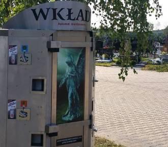 Na cmentarzach w Pruszczu Gdańskim stanęły wkładomaty