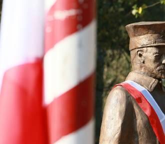 W Międzyrzeczu odsłonięto pomnik generała broni Józefa Dowbor Muśnickiego