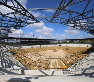 Stadiony w budowie w Polsce. Czy wszystko idzie zgodnie z planem?