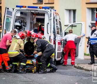 Ostrów Wielkopolski: W szpitalu walczą o życie ciężko poparzonej 12-latki. ZDJĘCIA