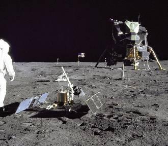 50 lat temu człowiek stanął na Księżycu