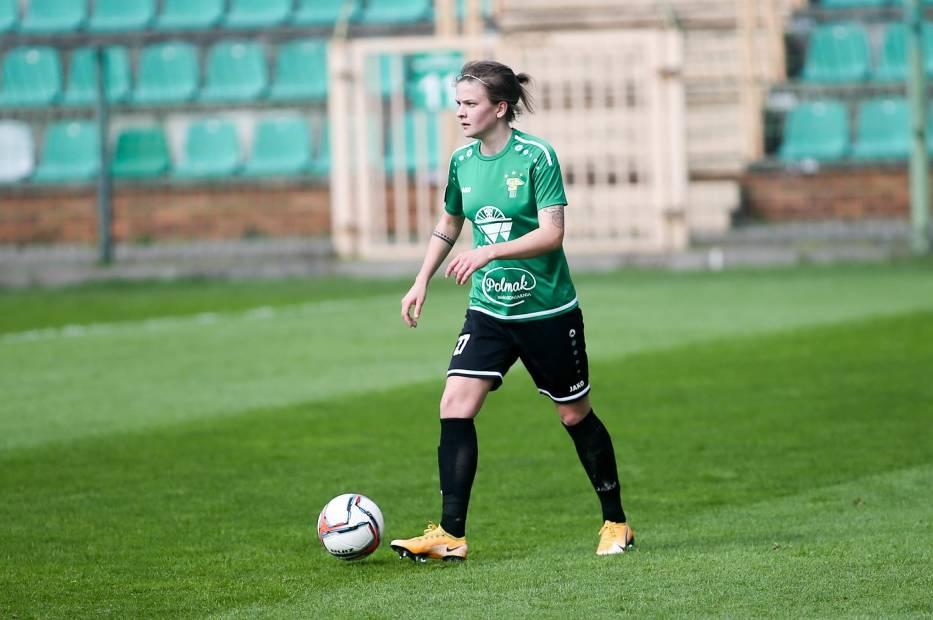 Mecz GKS KATOWICE - GKS GÓRNIK ŁĘCZNA w piłkarskiej Ekstralidze KobietPoczątek: SOBOTA, 24 kwietnia, godz