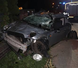 Tragiczny wypadek pod Żarkami. 23-latek nie żyje.