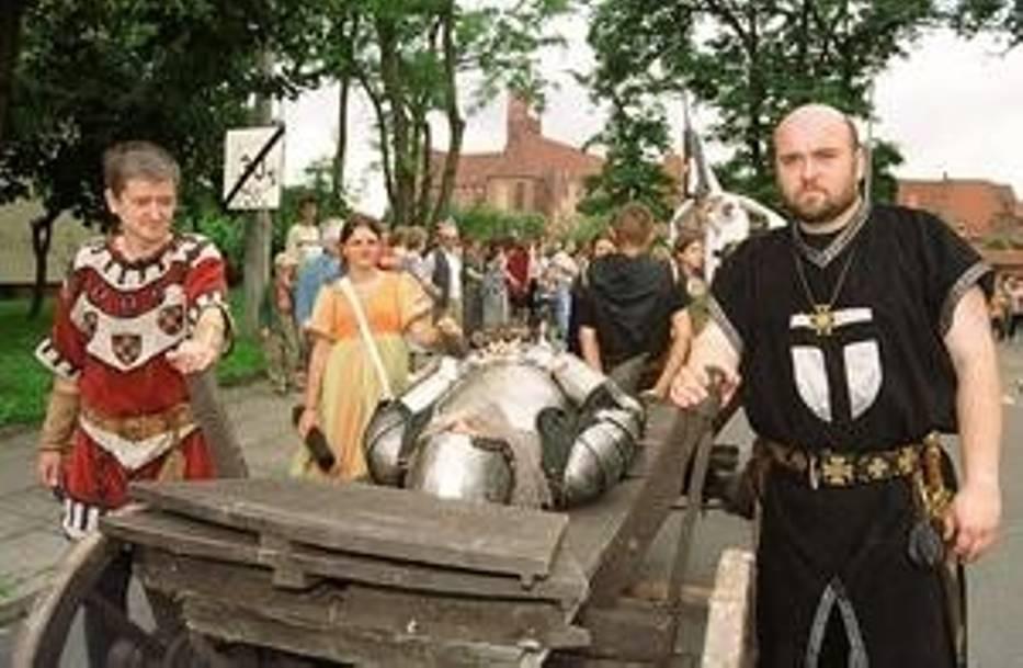 Do Malborka dotarły zwłoki wielkiego mistrza