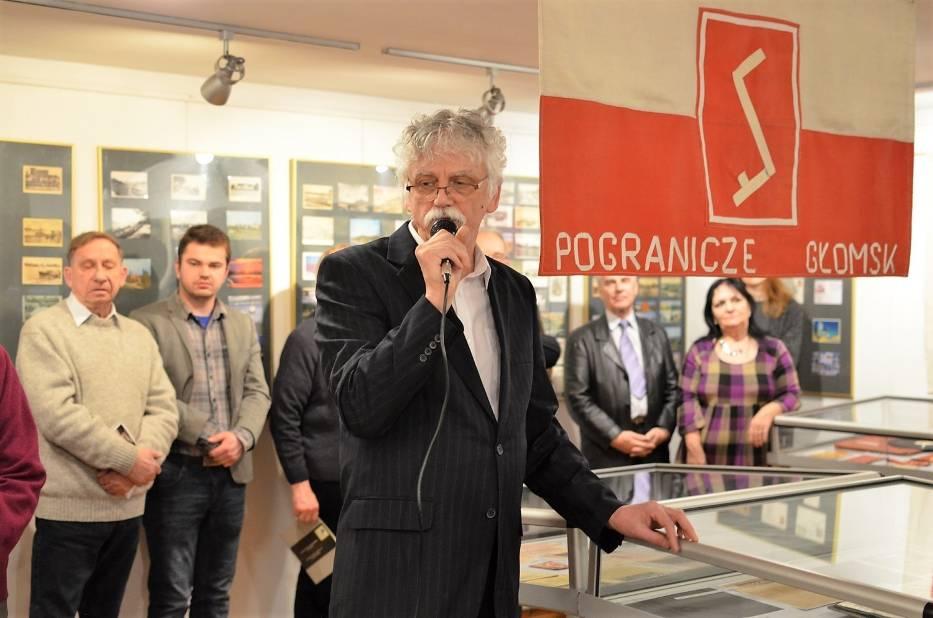 """Wernisaż wystawy """"Wisła to Rodło - Rodło to Wisła"""" w Muzeum [ZDJĘCIA]"""