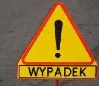 Wypadek na torze w Słomczynie. Jedenastolatek w szpitalu
