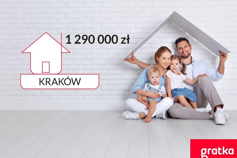 Ceny domów Kraków