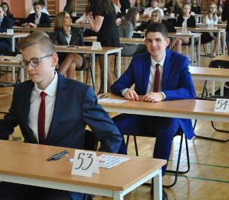 Egzamin gimnazjalny w Szkole Podstawowej nr 2 w Wolsztynie [ZDJĘCIA]