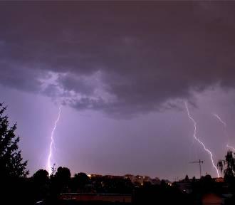 IMGW ostrzega: Przez Wielkopolskę znowu przejdą burze