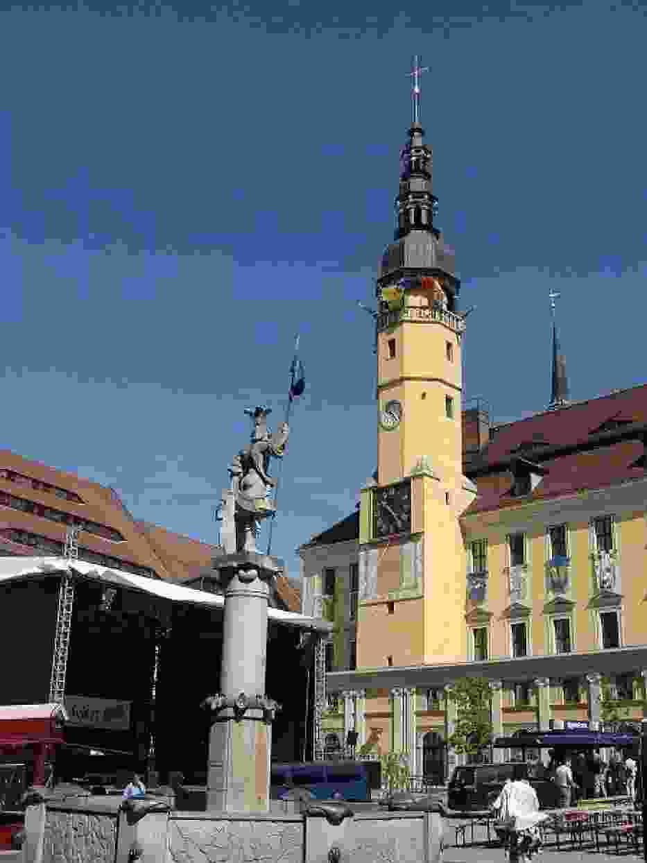 Stare Miasto zostało odrestaurowane w przeszło 80 proc