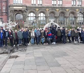 Uczniowie Zespołu Szkół w Stegnie wybrali się na wycieczkę do Gdańska