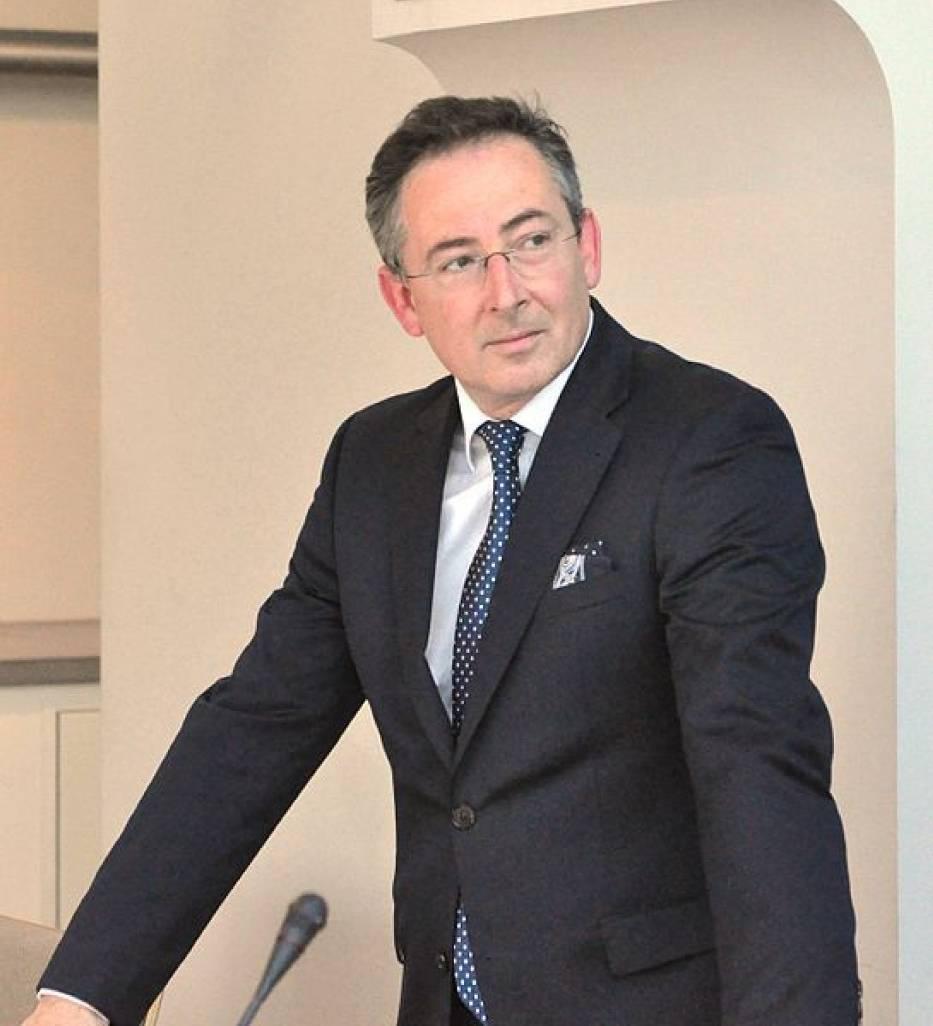 Minister Bartłomiej Sienkiewicz na spotkaniu ministrów SW państw Trójkąta Weimarskiego w Krakowie