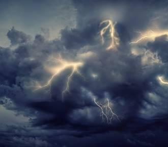 Dziś możliwe burze z gradem. Jest alert pogodowy