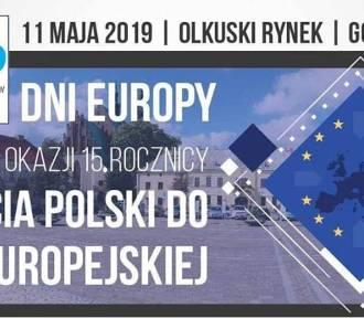 Festyn na olkuskim rynku z okazji 15-tej rocznicy wejścia Polski do Unii Europejskiej. [ZAPOWIEDŹ]