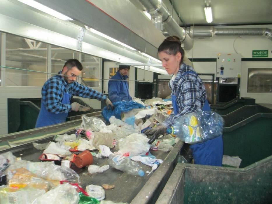 Zakład Zagospodarowania Odpadów w Bełżycach