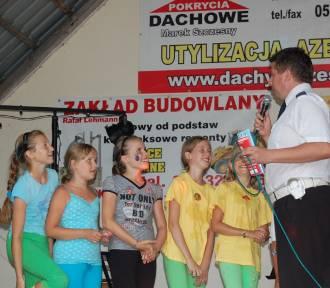 Wspomnień czar... - Święto Jagody w 2010 roku w Kiełpinie