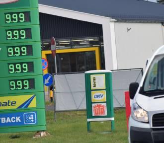Jakie ceny paliw na stacjach w Sieradzu? 6 zł za litr już faktem. Gdzie? ZDJĘCIA