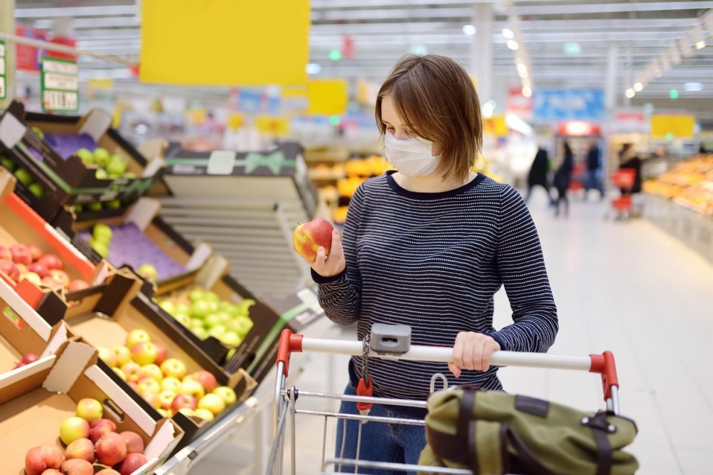 Ceny w sklepach w kwietniu 2020