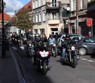 Uczestnicy parady motocyklowej na zakończenie sezonu 2019 w naszym obiektywie.