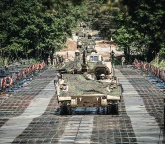Defender Europe 20+. Wojsko z Kujawsko-Pomorskiego ćwiczy na poligonie w Drawsku [zdjęcia]