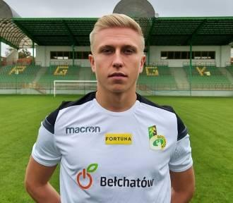 Grał w ekstraklasie, a  jest w GKS Bełchatów
