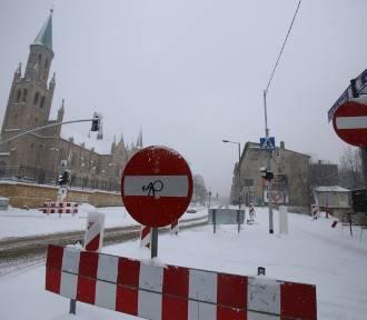 Przebudowa ulicy 3 Maja w Chorzowie. Remont drogi i modernizacja torowiska