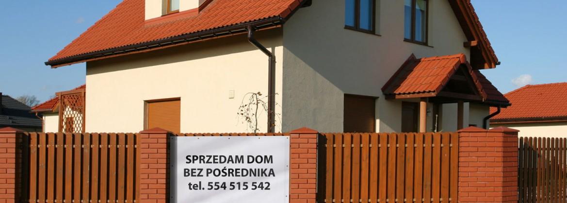 sprzedaż nieruchomości bez pośrednika