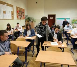 Próbny egzamin gimnazjalny z j. obcego